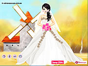 Play Romantic wedding gowns 2 Game