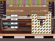 Play Burger blast Game