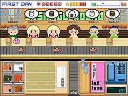 Gioca gratuitamente a Sushi Go Round