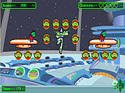 Play Operation alien rescue Game