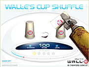 Play Wall es cup shuffle Game