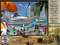 Tahiti Hidden Pearls game