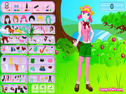 Play My forest dress Game