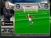 Vectra Footy game