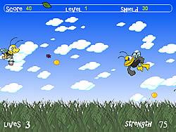 The Great Honeybee Heist game
