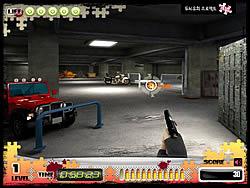 Permainan Gun Shot