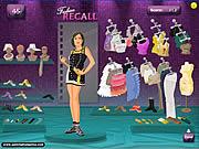 Fashion Recall game