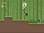 Adventure Mitch and Survival Charley game