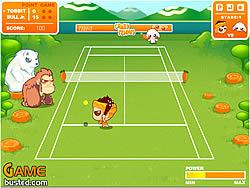 Crazy Tennis game