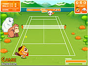 Crazy Tennis game