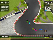 Bahrain Racer game