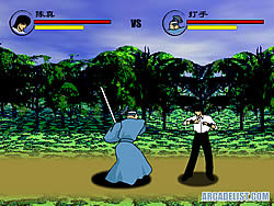 Fierce Fighter game