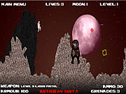 Play Moon sweeper Game