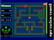 Warrior Game game