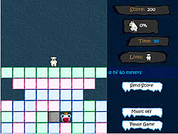 Snow Muncher game