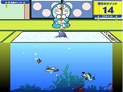Gioca gratuitamente a Doraemon Fishing