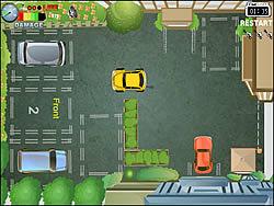 Transparker game