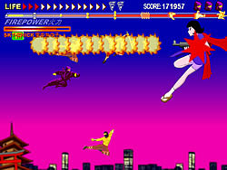 Gioca gratuitamente a Ninja Air Combat
