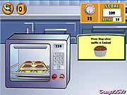 Play Cooking show muffins Game