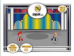 Advani vs Singh game