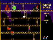 Play Bonkey pong Game