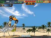 Rocky Rider game