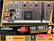 Play Tony hawks underground 2 Game
