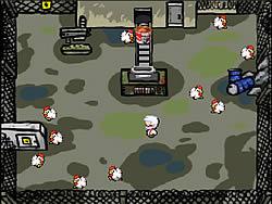 Mortal KFC game