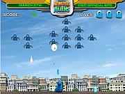 Monsters vs. Alien - Gallaxhar Invades game