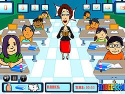 Classroom Fun game