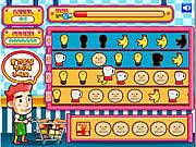Supermarket Game لعبة