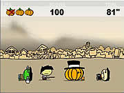 The Pumpkin game