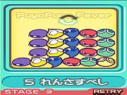 Play Puyopuyo fever fall Game