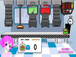 Cake Factory 2 game