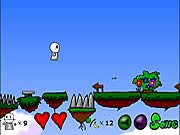 Play The adventures of blob blob Game