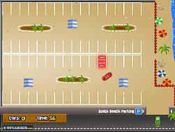 South Beach Parking game
