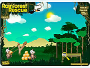 Play Rainforest rescue Game