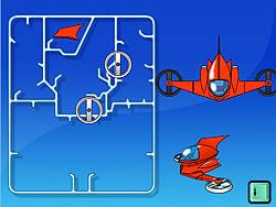 Build Mazinger Z game