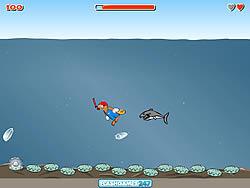 Permainan Beaver Dive