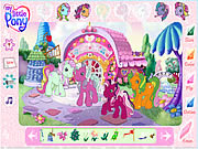 My little pony friendship ball