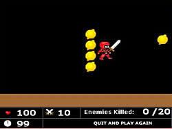 Digi Ninja game
