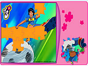 Totally Spies Puzzle 5 game