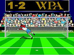 เล่นเกมฟรี Penalty Shootout