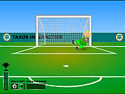 Play Penalty shootout game Game