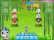 Panda Restaurant game
