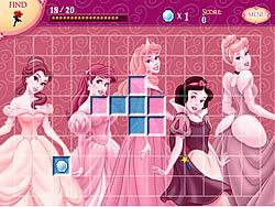 Disney Princess and Friends - Hidden Treasures game