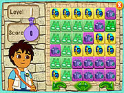 Play Diegos puzzle pyramid Game Online