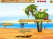 Play Lilo stich beach treasure Game