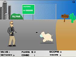 Swine Flu Salvation game