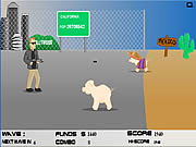 Play Swine flu salvation Game